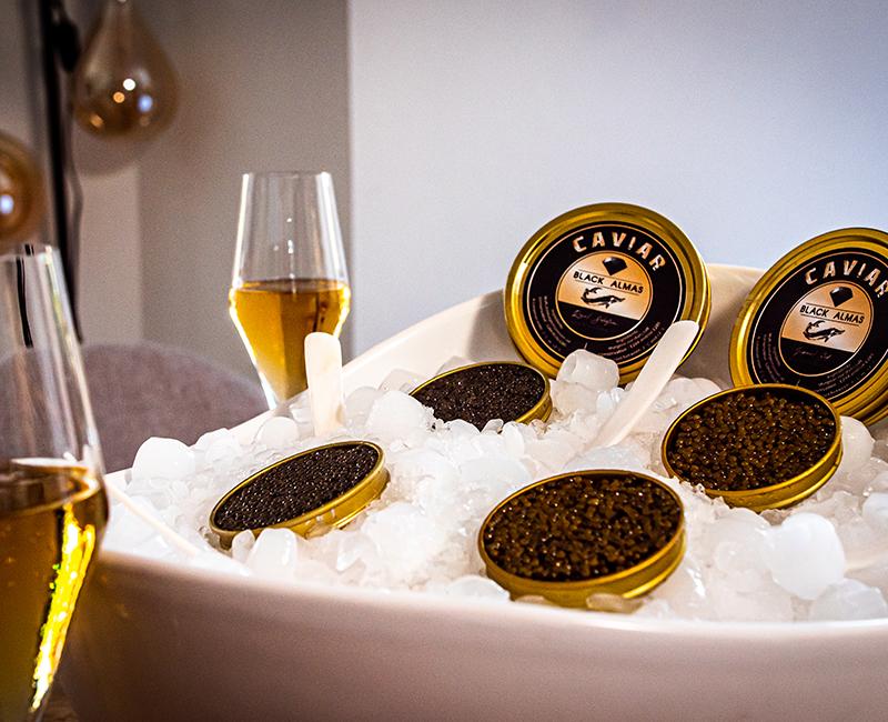Comment déguster et servir le caviar