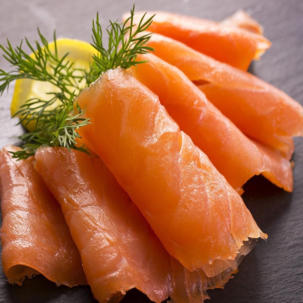 Choisir du saumon fumé